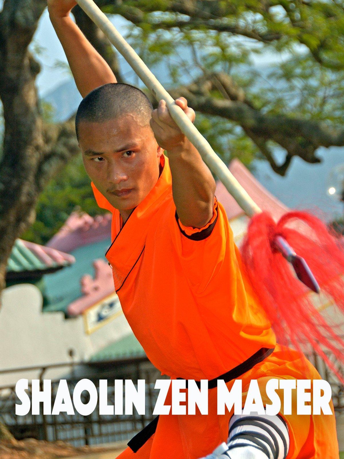 Shaolin Zen Master
