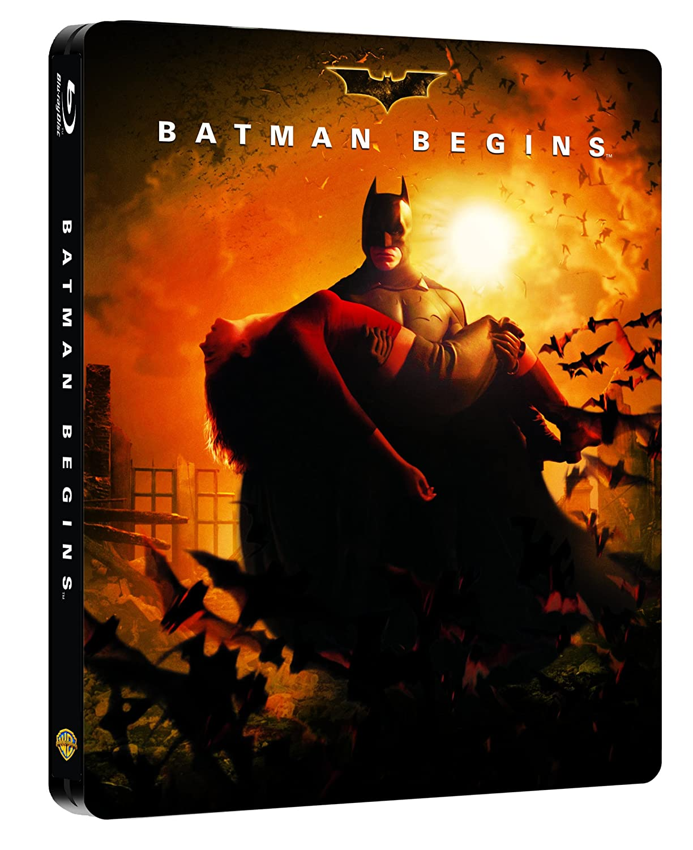 バットマン ビギンズ スチールブック