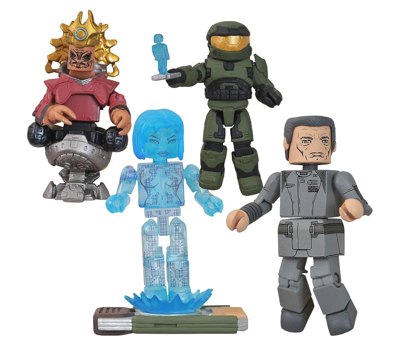Minimates Halo Review Toys Halo Minimates Series