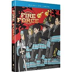 Fire Force: Season 1 - Part 2 [Blu-ray]