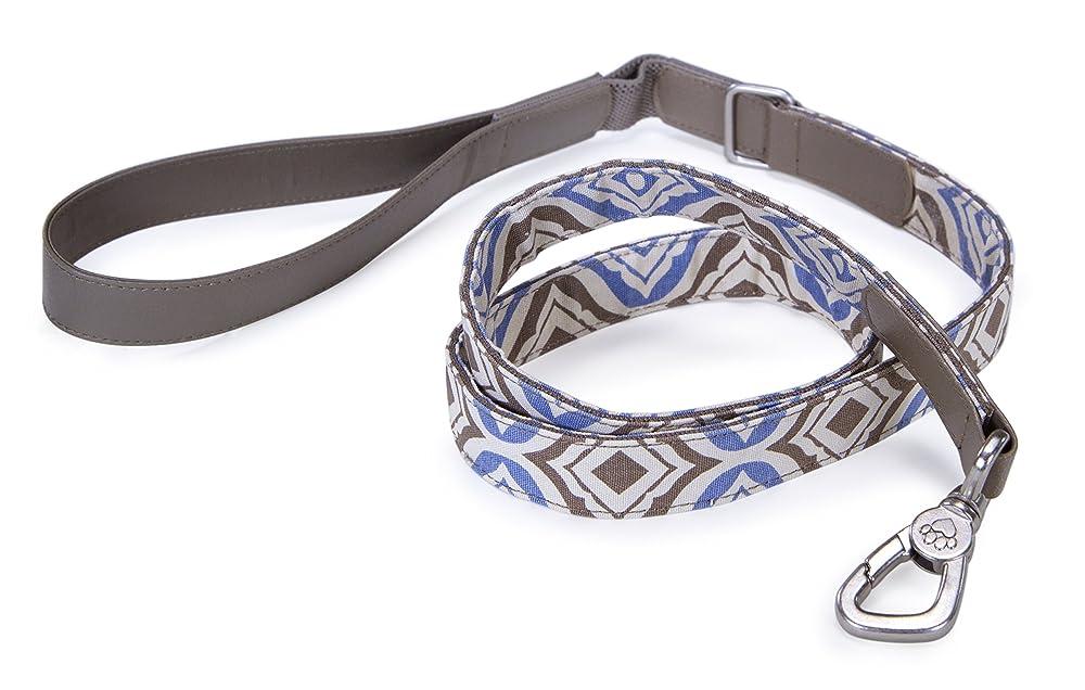 Kathy Ireland Loved Ones Fashion 4' Dog Leash - Blue