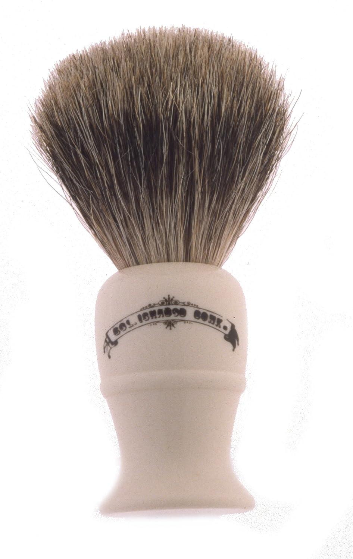 Colonel Conk Progress Model 850 Deluxe Pure Badger Shaving Brush, Lathe Turned Cream Handle вентал тумба для обуви скарпе 3 венге