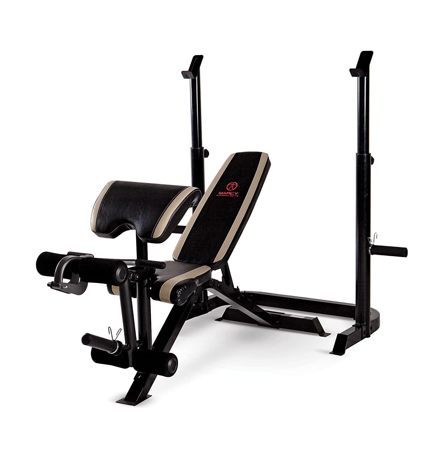 Marcy Adjustable Utility Bench Review 2017 Sb670 Olympic Bench