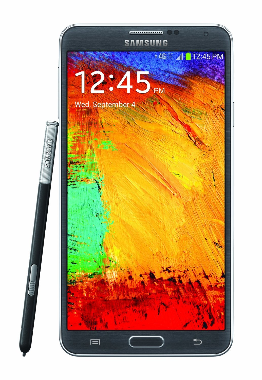 Samsung Galaxy Note 3 N900V Unlocked GSM 4G LTE Smartphone w/ 13MP Camera - Black (Certified Refurbished)