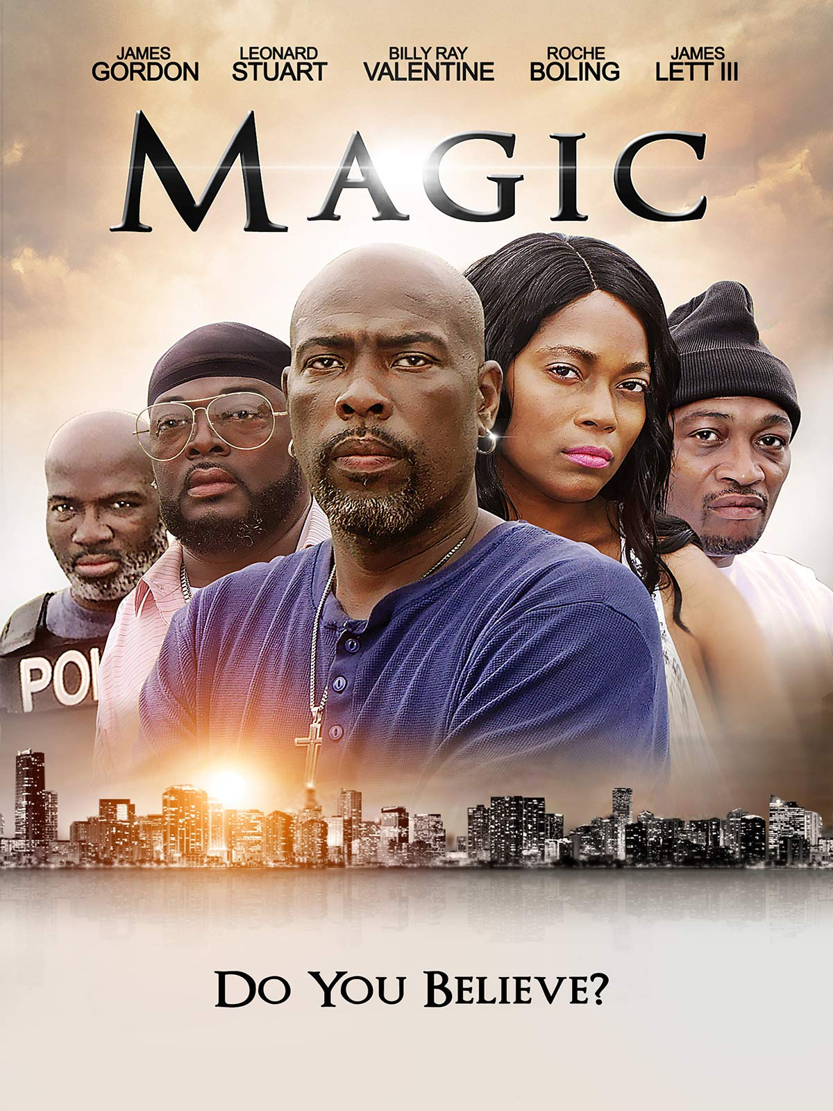 Magic on Amazon Prime Video UK