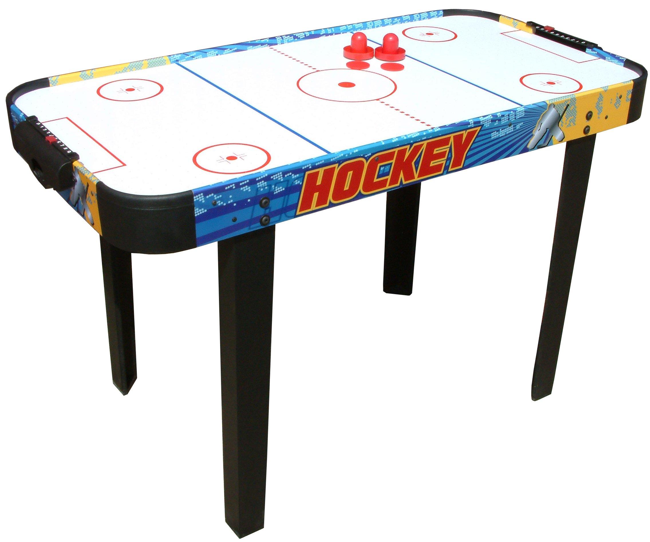 halex air hockey table manual
