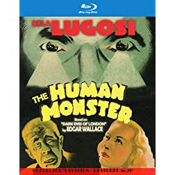 The Human Monster [Blu-ray]