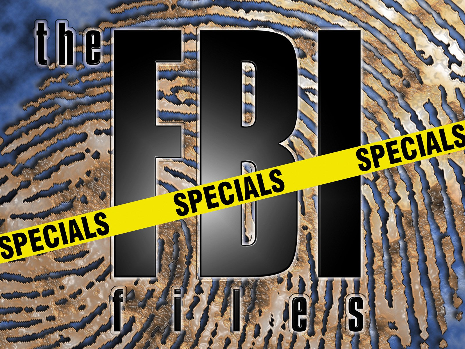 The F.B.I. Files Specials - Season 1