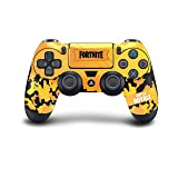 PS4 DualShock Wireless Controller Pro Console - Newest PlayStation4 Controller with Soft Grip & Exclusive Customized Version Skin Yellow (Color: 1 - Pack)