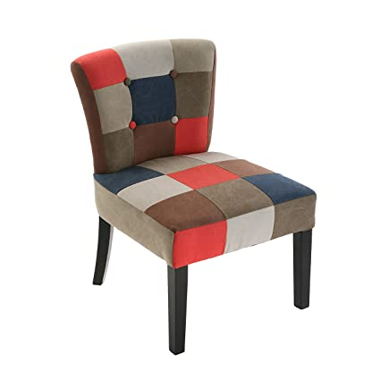 Versa Canvas Patchwork - Sillón, multicolor