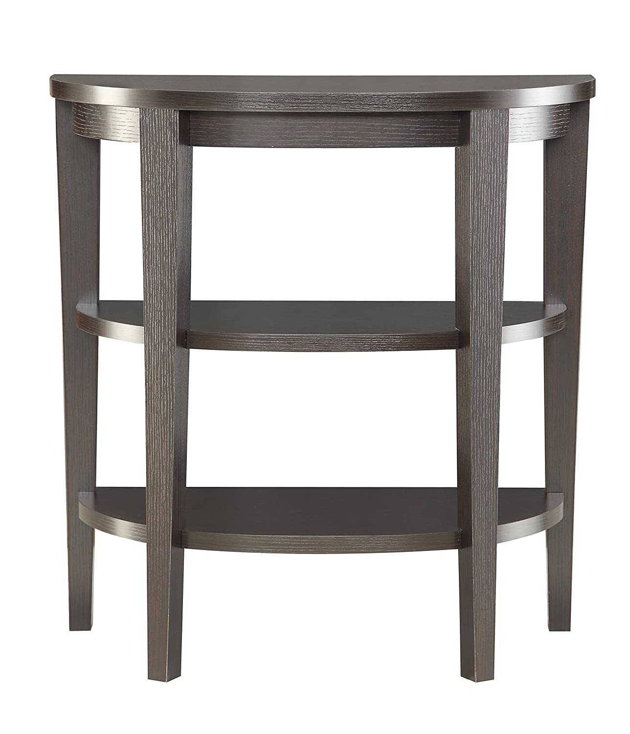 Modern Foyer Console Table : Console table accent modern sofa entryway hallway decor