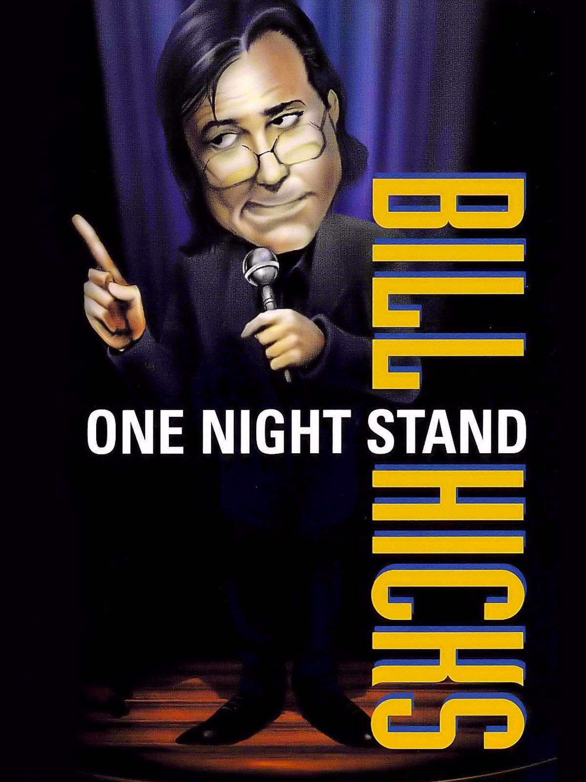 Bill Hicks: One Night Stand on Amazon Prime Video UK