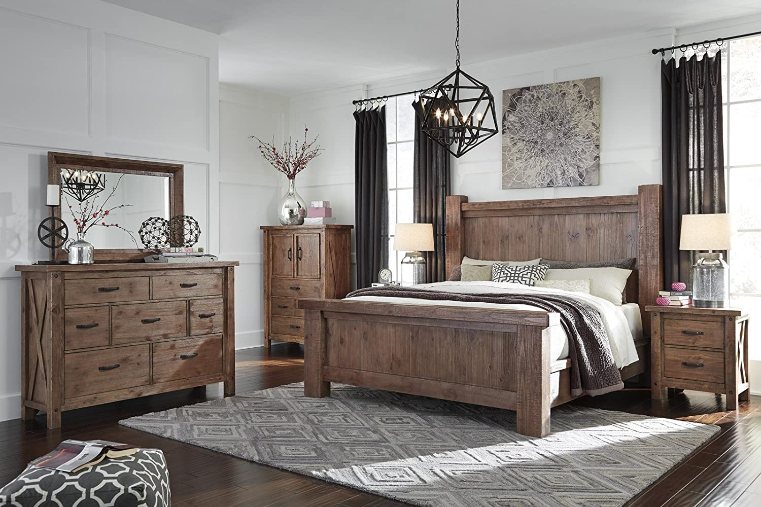 Tamilo Bedroom Set #furniture