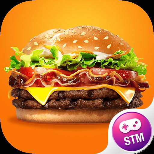 make-burger-3d-free