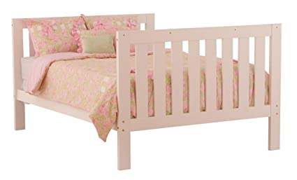 Canwood Alpine II Double Bed, White