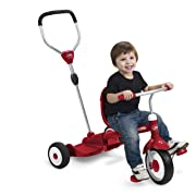 Radio Flyer Ride and Stand Stroll N Trike