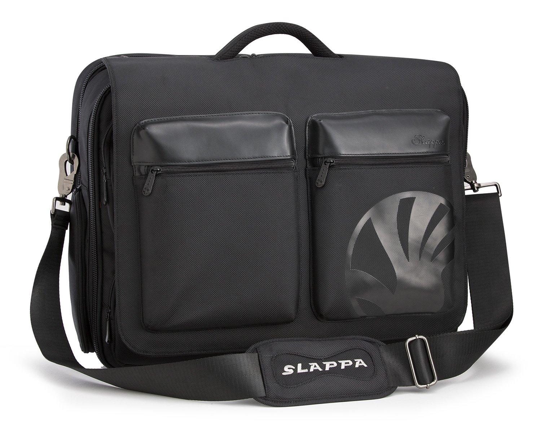 Black Laptop Shoulder Bag 48