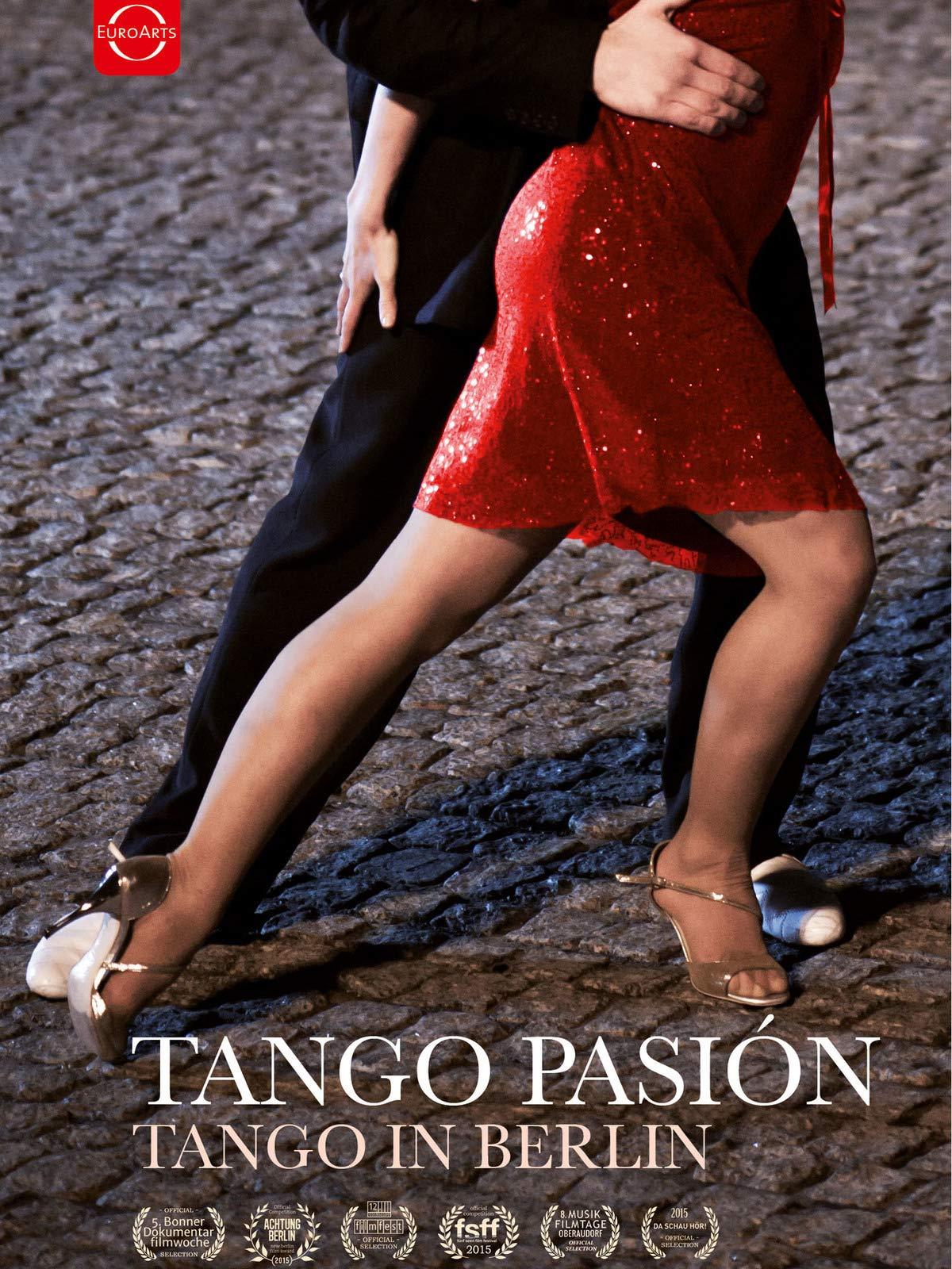 Tango Pasión on Amazon Prime Instant Video UK