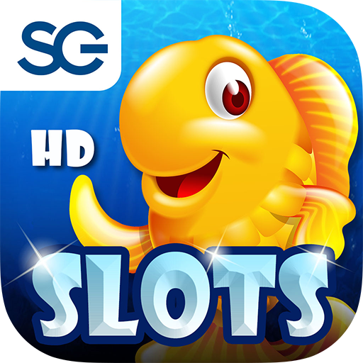 Gold fish casino slots hd appstore for android for Gold fish card game