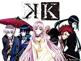 K - The Complete Series Season 1