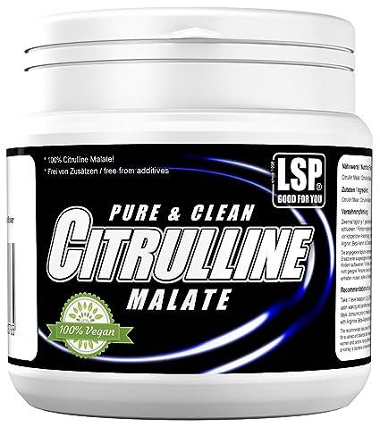 LSP Citrulline Malate, 1x 250g