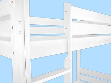 Etagenbett Wickey Jungle Hut Duo : Hot verkauf 60.16 09 w etagenbett für erwachsene weiß 90x200