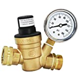 Water Pressure Regulator Valve for Travel Trail Lead Free 3/4