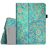 Fintie iPad 9.7 2018/2017, iPad Air 2, iPad Air Case - [Corner Protection] Premium Vegan Leather Folio Stand Cover, Auto Wake/Sleep for Apple iPad 6th/5th Gen, iPad Air 1/2, Shades of Blue (Color: ZA-Shades of Blue, Tamaño: 9.7 Inch)