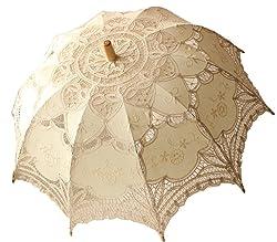 Decorative Lace Parasol
