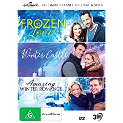 Hallmark Collection 7: Frozen In Love / Winter Castle / Amazing Winter Romance