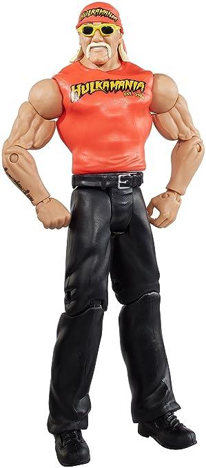 WWE – Superstar – Hulk Hogan – Figurine Articulée 16,5 cm