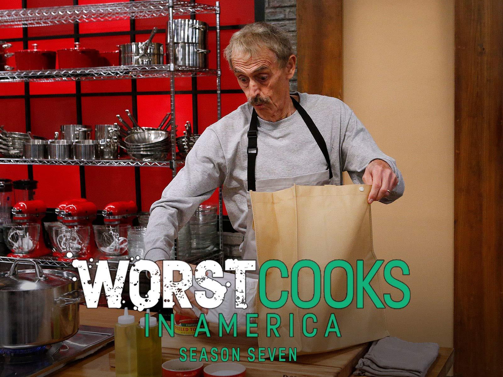 Worst Cooks in America on Amazon Prime Instant Video UK