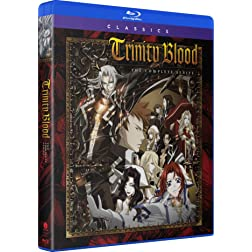 Trinity Blood: The Complete Series [Blu-ray]