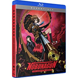 Nobunagun: The Complete Series [Blu-ray]