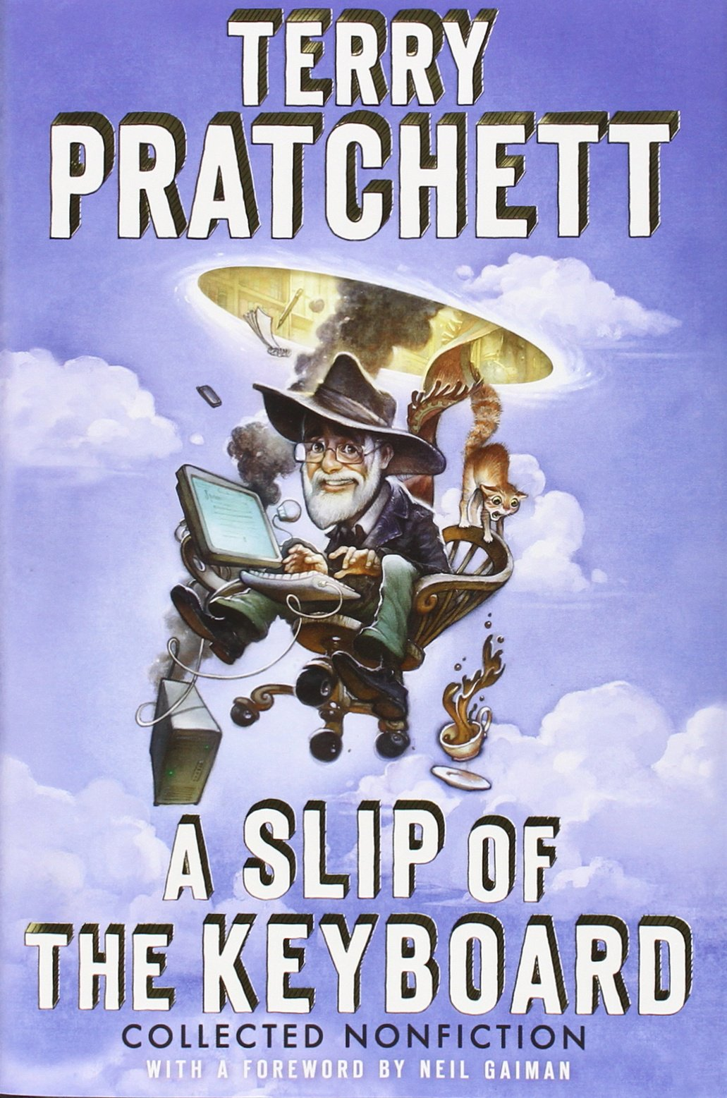 terry pratchett notes Discworld is a comic fantasy book series by british author terry pratchett set on the discworld, a flat world balanced on the backs of four elephants which are in turn standing on the back of a giant turtle, the great a'tuinthe stories are arranged in several different story arcs that are further explained in the wikipedia article on the discworld reading.