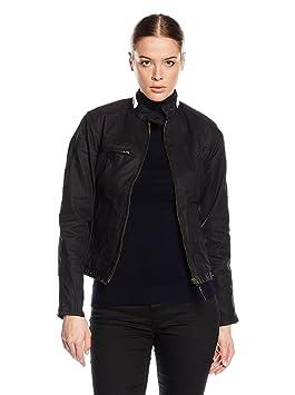 Tucano urbano 8846N6 qUEEN aB-classic lady veste de moto noir taille xL