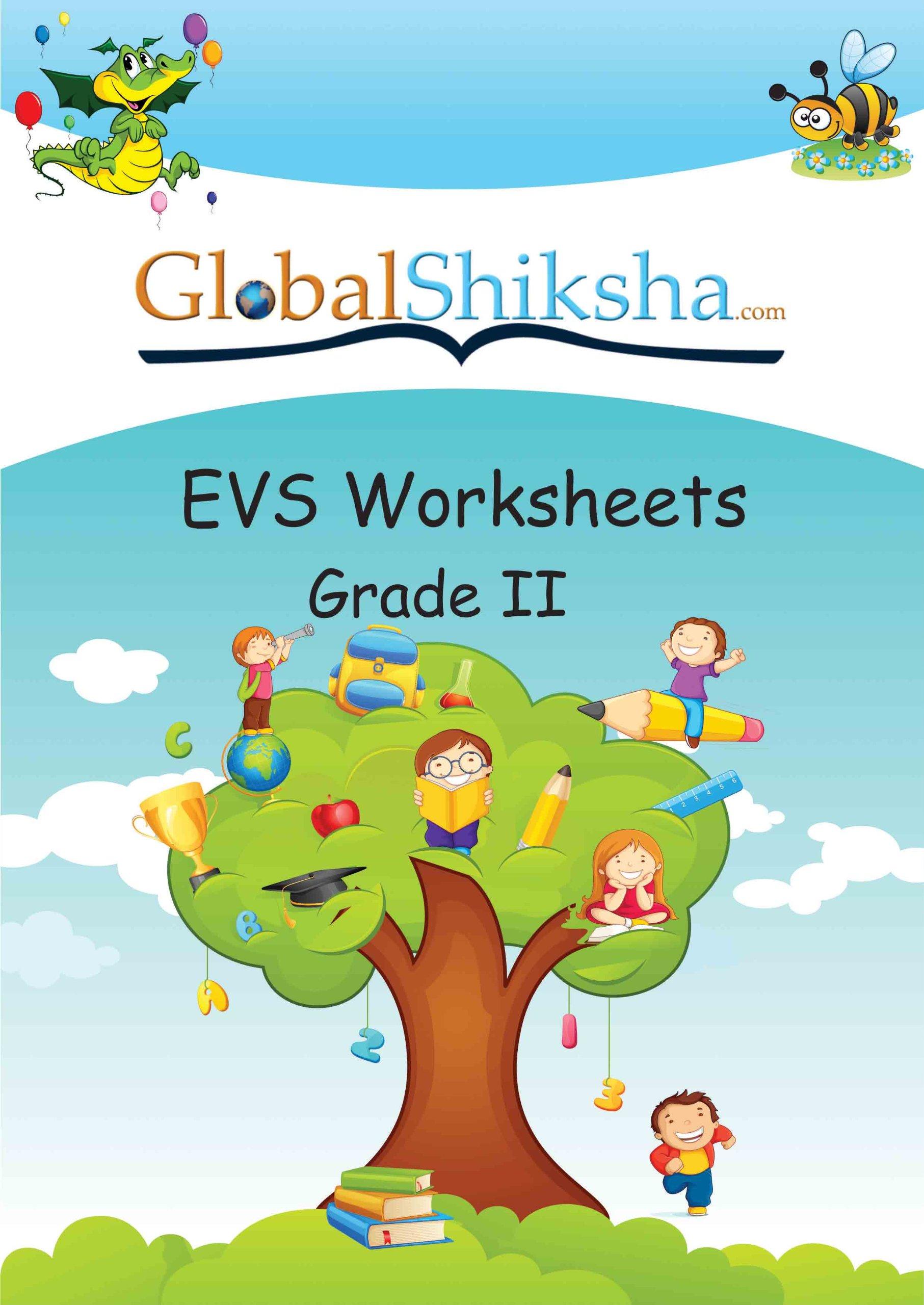 Class 2 Evs Syllabus