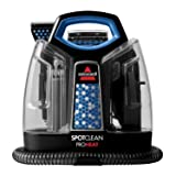 BISSELL SpotClean ProHeat 5207N Portable Deep Cleaner, Blue (Certified Refurbished)
