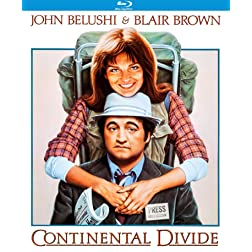 Continental Divide [Blu-ray]