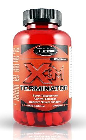 X3M Terminator - 180 Kapseln von THE Nutrition