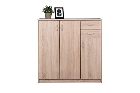 """Bari"" 109x111x35cm Highboard"