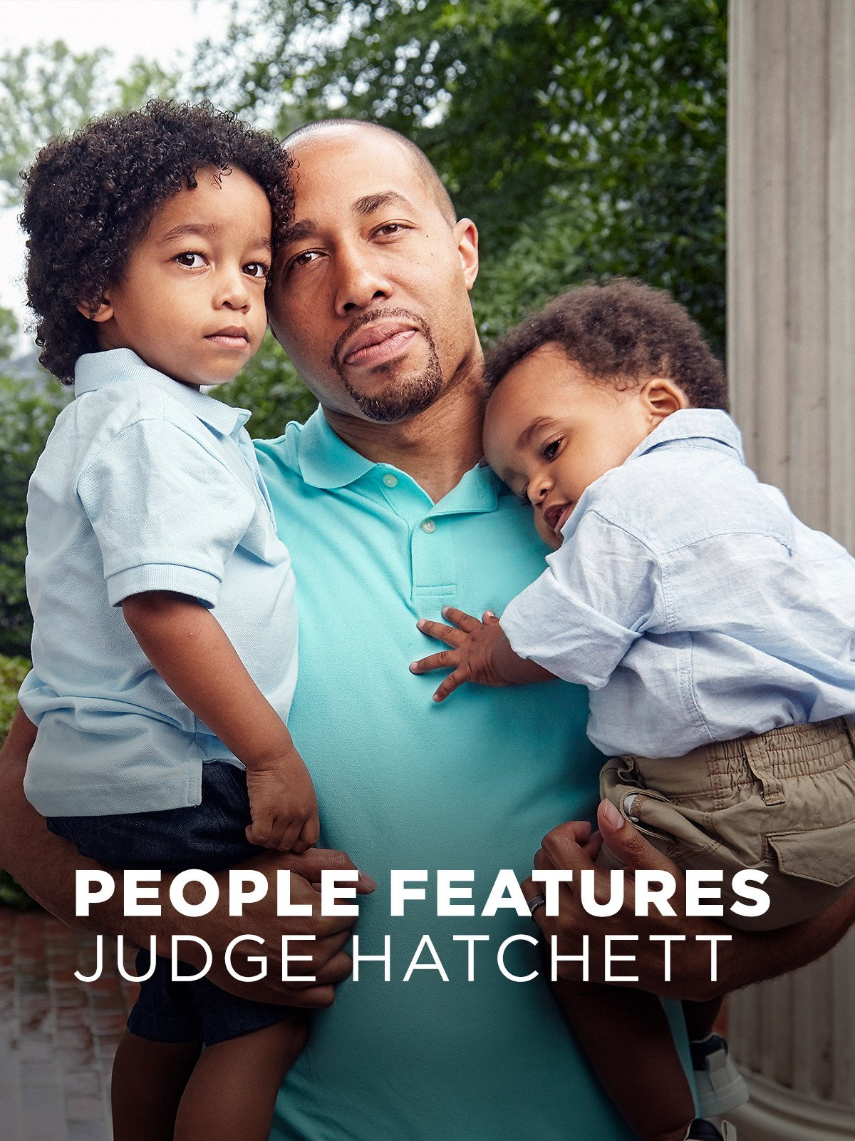 People Features: Judge Hatchett