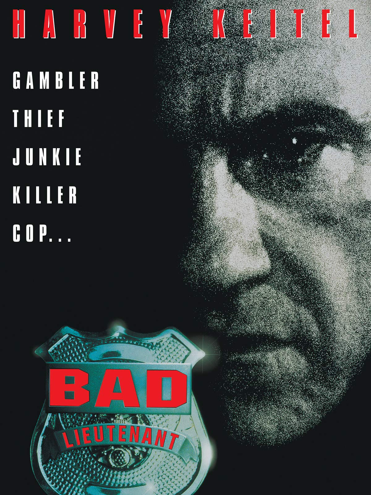 Bad Lieutenant on Amazon Prime Instant Video UK