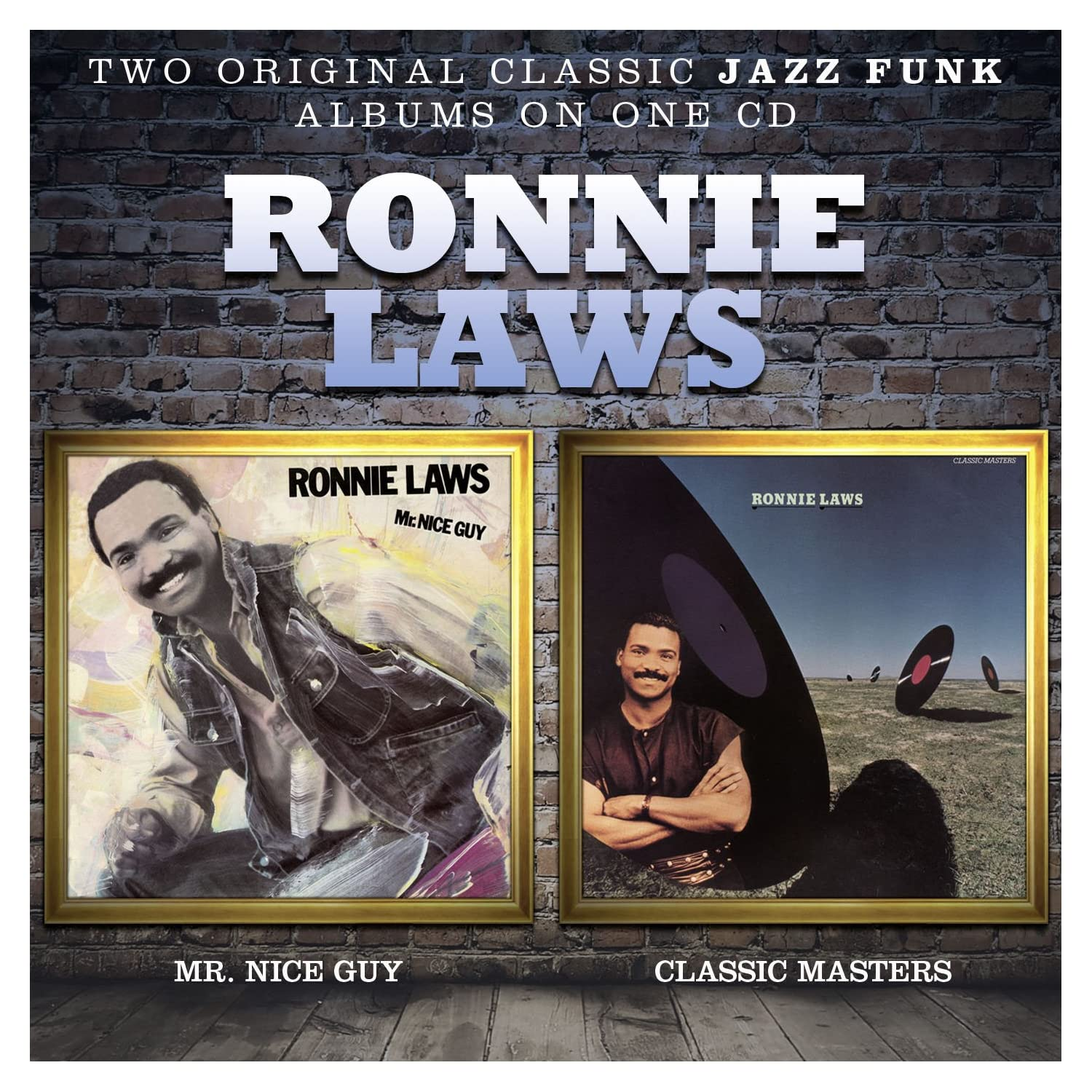 Ronnie Laws Classic Masters