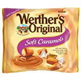WERTHER'S ORIGINAL Soft Caramels, 8.10 Ounce Bag, Individually Wrapped Candy Caramels, Caramel Candy Sweets, Bag of Candy (Tamaño: 8.1 ounce)