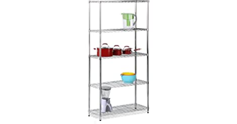 Epic Storage Shelves Chrome from BJs Wholesale Club for