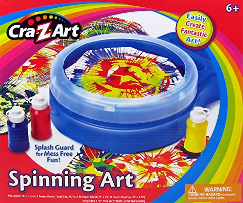 Spin Art Paint Refills