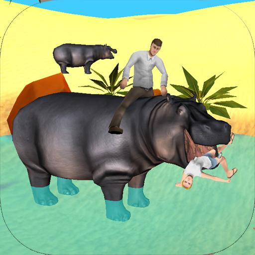 Hippo Simulator 3D