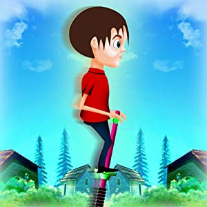 Pogo Stick Family Jump The Sugar Crush Rush Quest - Free Edition from Martin the free fun game creator :)