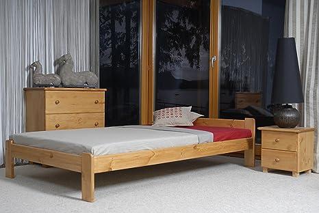 """Neue Bett """"celinka"""" aus Holz, massive Eiche, Walnuss, Kiefer, Erle, alder, King Size"""
